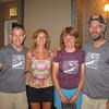 4-Mixed record holders Team Turbodogs: Franz Kelsch, Lonni Goldman, Deborah & David Hoag