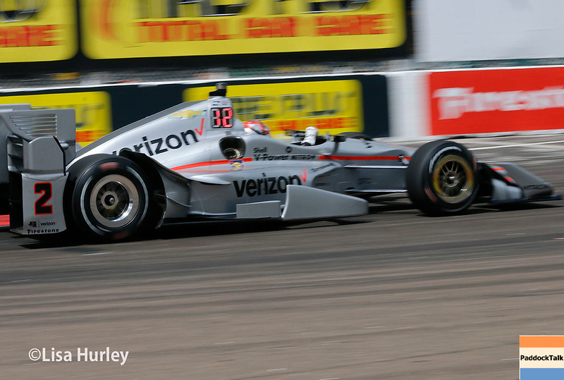 March 10-12: Josef Newgarden at the Firestone Grand Prix of St. Petersburg.