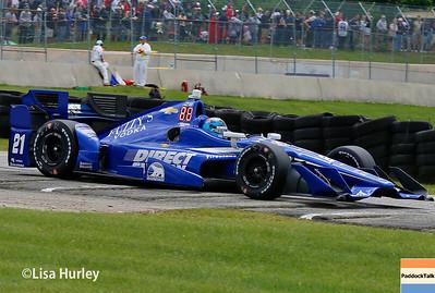 June 24-25: JR Hildebrand at the Kohler Grand Prix of Road America.