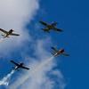 June 24-25: The flyover at the Kohler Grand Prix of Road America.
