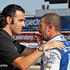 March 10-12: Dario Franchitti and Tony Kanaan at the Firestone Grand Prix of St. Petersburg.