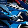March 10-12: Penske nose cones at the Firestone Grand Prix of St. Petersburg.