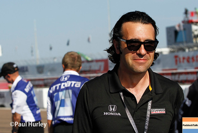 March 10-12: Dario Franchitti at the Firestone Grand Prix of St. Petersburg.