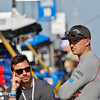 March 10-12: Oriol Servia and Graham Rahal at the Firestone Grand Prix of St. Petersburg.