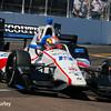 March 10-12: Ed Jones at the Firestone Grand Prix of St. Petersburg.