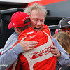 March 10-12:  Sebastien Bourdais and Dale Coyne after winning the Firestone Grand Prix of St. Petersburg.