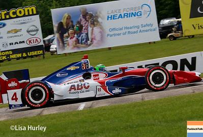 June 24-25: Conor Daly at the Kohler Grand Prix of Road America.