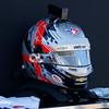March 10-12: Josef Newgarden's helmet at the Firestone Grand Prix of St. Petersburg.