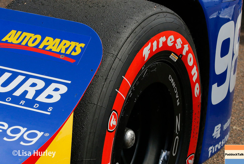 March 10-12:  Alexander Rossi's car at the Firestone Grand Prix of St. Petersburg.
