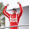 March 10-12: Sebastien Bourdais wins the Firestone Grand Prix of St. Petersburg.