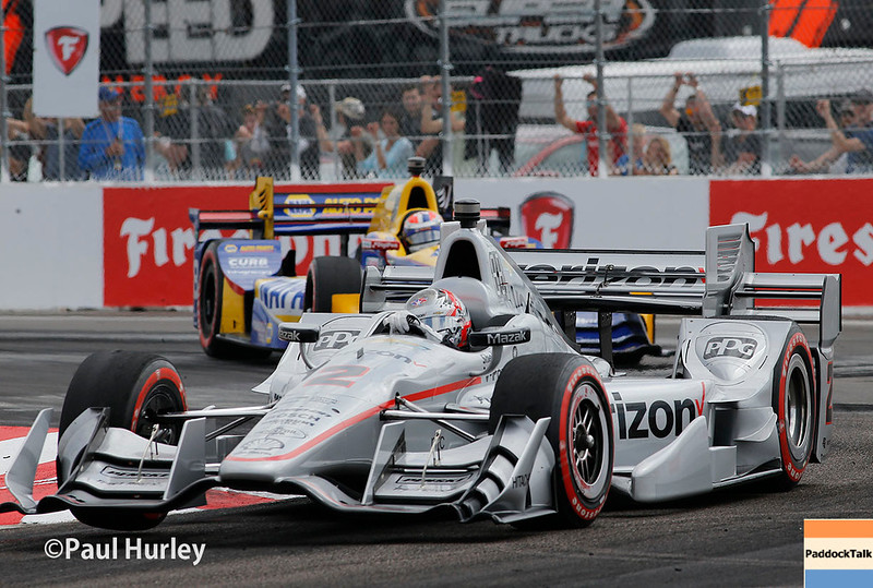 March 10-12:Track action at the Firestone Grand Prix of St. Petersburg.