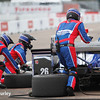 March 10-12: Pit action at the Firestone Grand Prix of St. Petersburg.