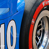 March 10-12:  Tony Kanaan's car at the Firestone Grand Prix of St. Petersburg.
