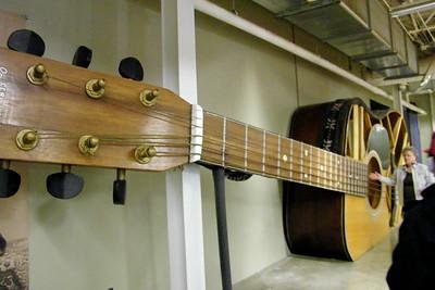 2012 Jan-  Martin Guitar Tour