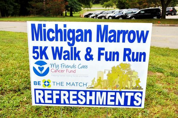 2012 Michigan Marrow 5K Walk & Fun Run - Shelby Twsp, MI