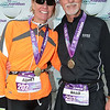 Sept 23, 2012 Fox Cities Marathon. Brad and I ran the marathon together to celebrate our 23rd Wedding Anniversary.