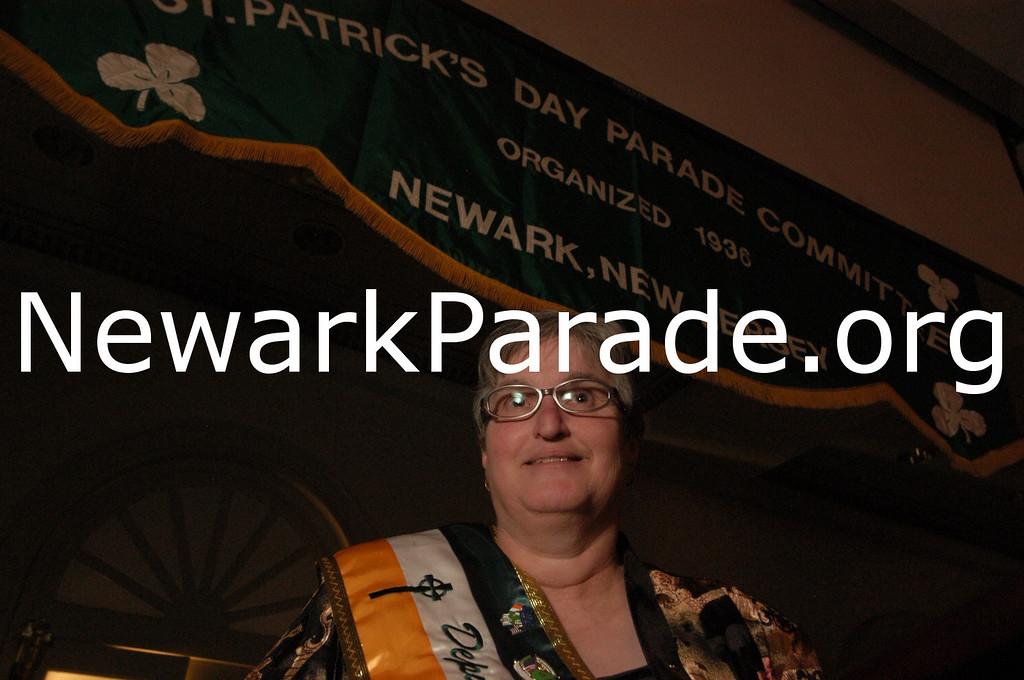 Newark St Patrick's Day Parade Committee and NJ  Irish Network Irish Heritage Awards Cocktail Party at the Robert Treat Hotel, Newark, NJ.