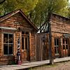 Ghost town, Nevada City, Montana