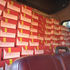 Over 350 shoeboxes to Baja!