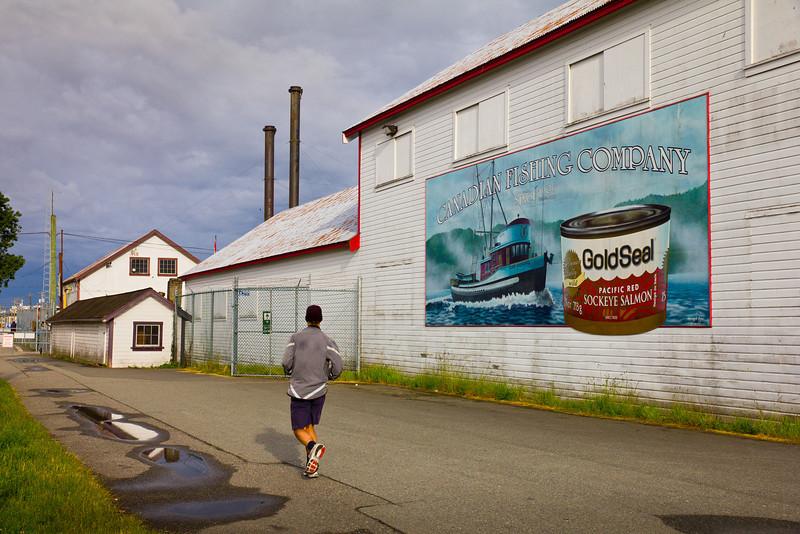 Canadian Fishing Co. in Steveston.