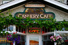 Cannery Cafe in Steveston also the set of Granny's Diner in ABC's Once Upon A Time.