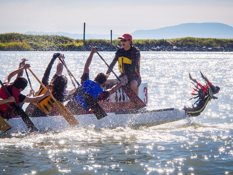 Dragon Boat Festival in Steveston.