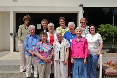 2012 Reunion Class Photos