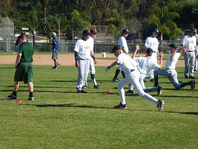 2012 SB Baseball Camp