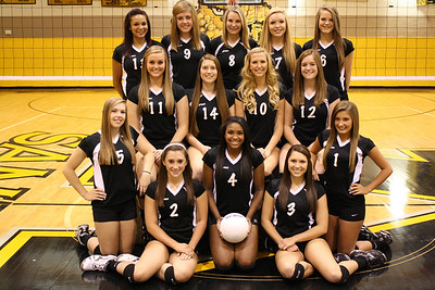 2012 Sandie Team Photos