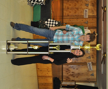 Super Stock Rookie of Year #3d Dustin Stuart