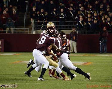 2012 VT vs FSU Thursday Night