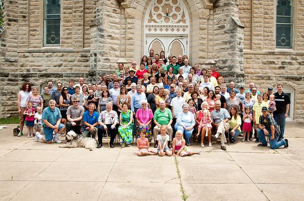 2012-Weixelman Family Reunion