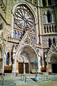 Cathederal Basilica in HDR - Newark NJ