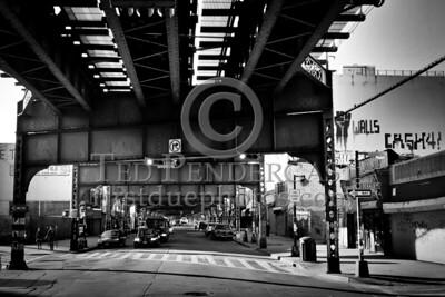 Broadway and DeKalb Avenue - Brooklyn NY