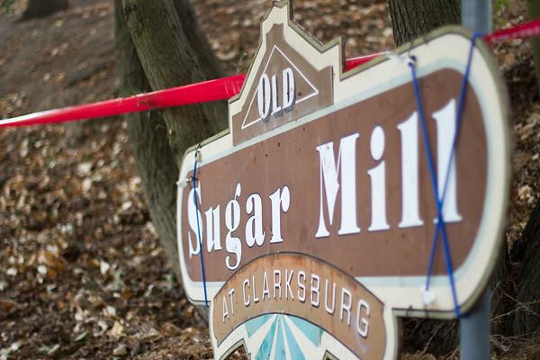 2012-10-21 Old Sugar Mill Clarksburg with Derek