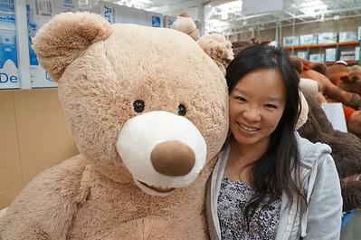 2012.08.25 Costco Bear