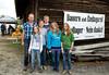Buure Brunch in Däniken auf dem Bauernhof der Familie Hess am 02. 09. 2102 in Däniken - Kein Endlager in Däniken - Bauern statt Endlagern © Patrick Lüthy/IMAGOpress.com