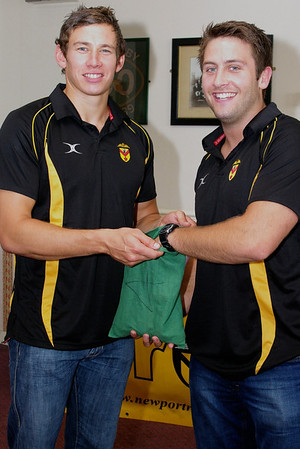 2012/13 Newport RFC Meet the Players