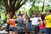 BRASIL 2012-03-25 REUNIAO NO BANHADO COM MORADORES E REPRESENTANTES DO BID - BANCO INTERAMERICANO DE DESENVOLVIMENTO PARA ACORDO AMIGAVEL E DEFINICAO DAS 285 FAMILIAS QUE MORAM NO LOCAL E QUE A PRFEITURA QUER REMOVER PARA A PASSAGEM DE UMA AVENIDA E CRIACAO DE UM PARQUE NO CENTRO DA CIDADE. O DEFENSOR PUBLICO DR JAIRO SALVADOR ESTEVE NO LOCAL E ANUNCIOU TAMBEM QUE A DEFENSORIA PUBLICA GANHOU RECENTEMENTE UMA ACAO MOVIDA POR 3 MORADORES CONTRA A PREFEITURA PELA NAO RETIRADA DE ENTULHOS DAS CASAS JA DEMOLIDAS PELA PREFEITURA. A MULTA E DE R$ 1MIL POR DIA E DEVE SER REVERTIDA A FAVOR DOS AUTORES DA ACAO. / Estudio de residentes desplazados de una aldea destruida. / Survey of displaced residents from a destroyed village. / Brasilien: Befragung von vertriebenen Einwohnern aus einer zerstörten Siedlung. Abstimmung. Abstimmen. © Lucas Lacaz Ruiz/LATINPHOTO.o