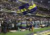 Argentina - Buenos Aires: Escena previa al entre Boca y Arsenal por la Copa Libertadores de America. March 28, 2012. / Argentinien: Fussballspiell  Boca - Arsenal. © Marcelo Somma/LATINPHOTO.org