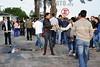 BRASIL 2012-04-23 TRABALHADORES DO PRIMEIRO TURNO DA TI AUTOMOTIVE VOTARAM PARALIZACAO DE 24 HORAS NA MANHA DE HOJE DEVIDO A DIFICULDADES ENTRE O SINDICATO DOS METALURGICOS E A DIRECAO DA EMPRESA NAS NEGOCIACOES QUE SAO EM ESPECIAL TRABALHOS AOS SABADOS E EPCS PLANA DE CARRERIRA E SALARIOS. / Strike. / Brasilien: Streik. © Lucas Lacaz Ruiz/LATINPHOTO.org