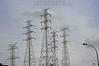 2012-04-09 TORRES DE ALTA TENSAO  EM SAO JOSE DOS CAMPOS - SP BRASIL. / Torres de alta tension en Sao Jose dos Campos. / High-voltage pylons in Sao Jose dos Campos. / Brasilien: Hochspannungsmast. © Lucas Lacaz Ruiz/LATINPHOTO.org