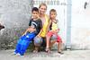 BRASIL 2012-04-14 DESABRIGADOS PINHEIRINHO. DIVERSAS FAMILIAS ESTAO VIVENDO APENSA COM O ALUGUEL SOCIAL OFERECIDOS PELO GOVERNO DO ESTADO E PREFEITURA DE SJCAMPOS, POREM MUITASS DELAS AINDA NAO CONSEGUIRAM NEM EMPREGO NEM UMA CASA MAIS DEFINITIVA ATE A CONSTRUCAO DAS 1.100 MORADIS PROMETIDAS PELO GOVERNO DO ESTADO. NA FOTO FLAVIA MARIA PAIXAO DE SOUZA SANTOS, 21 E DOIS DOS SEUS FILHOS EDUARDO E NATANIEL. FLAVIA TEM PROBLEMAS DE SAUDE E ATÉ AGORA NAO CONSEGUIU PROVAR QUE MORAVA NO PINHEIRINHO E POR ISTO NAO RECEBE O ALUGUEL SOCIAL, MORA NO CAMPO DOS ALEMAES NA CASA DE UMA AMIGA O TERCEIRO FILHO DE 1 ANO E 3 MESES MORA COM O PAI SEPARADO. / Familias desplazadas de la devastada asentamientos pobres Pinheirinho. / Displaced families from Pinheirinho. / Brasilien: Vertriebene Familie aus der zerstörten armensiedlung Pinheirinho. © Lucas Lacaz Ruiz/LATINPHOTO.org