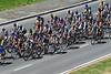2012-02-05 PRIMEIRA ETAPA DO CAMPEONATO PAULISTA DE CICLISMO VALIDO TAMBEM PARA O CAMPEONATO BRASILEIRO. SAO JOSE DOS CAMPOS - SP BRASIL. NA FOTO ELITE PRO MASCULINO E FEMININO. / Ciclismo de competicion. bicicletas. / Brasilien: Radsport. Radrennen. Velorennen.  © Lucas Lacaz Ruiz/LATINPHOTO.org