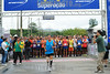 BRASIL 2012-04-22 PRIMEIRA ETAPA DE CORRIDA DE RUA SUPERACAO EM SAO JOSE DOS CAMPOS - SP BRASIL. Mesmo amputada. / Carrera a pie. Correr. / People running at the CORRIDA DE RUA SUPERACAO. Disabled sports. / Brasilien: Laufsport. Behindertensport. © Lucas Lacaz Ruiz/LATINPHOTO.org