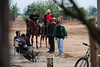 BRASIL 2012-04-20 EX MORADORES DO PINHEIRINHO FAZEM MANIFESTACAO EM FRENTE AO TERRENO E A PREFEITURA EM SAO JOSE DOS CAMPOS - SP BRASIL  COBRANDO AS CASAS PROMETIDAS PELO GOVERNO ESTADUAL E MUNICIPAL, LIDERANCAS PRETENDIAM PROTOCOLAR UMA CARTA POREM A PREFEITURA FECHOU AS PORTAS E REFORCOU A SEGURANCA. NA FOTO O TERRENO DO PINHEIRINHO ONDE EXISTE UMA DENUNCIA QUE TODO O ENTULHO ESTA SENDO JOGADO NA PARTE DE TRAZ DO TERRENO ONDE EXISTE UMA NASCENTE E E AREA DE PRESERVACAO PERMANENTE / sin hogar. pobreza. / Pinheirinho. / Brasilien: Räumung der Armensiedlung Pinheirinho. Umweltbelastung. Umweltverschmutzung. Bodengifte. © Lucas Lacaz Ruiz/LATINPHOTO.org