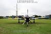 BRASIL 2012-04-20 EMBRAER ENTREGA AERONAVE SUPER TUCANO EMB 312H RECUPERADA AO MAB MEMORIAL AEROESPACIAL BRASILEIRO EM SAO JOSE DOS CAMPOS - SP BRASIL. / Brasilien: Embraer SUPER TUCANO EMB 312H. © Lucas Lacaz Ruiz/LATINPHOTO.org