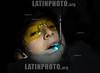2012-10-17 CRIANCA FAZ TRATAMENTO ODONTOLOGICO EM CONSULTORIO PARTICULAR . SAO JOSE DOS CAMPOS - SP BRASIL . / Dentista. Salud . / Brasilien , Zahnarzt . Zahnärztin . Behandlung . Prophylaxe ( Zahnmedizin ) © Lucas Lacaz Ruiz/LATINPHOTO.org edit