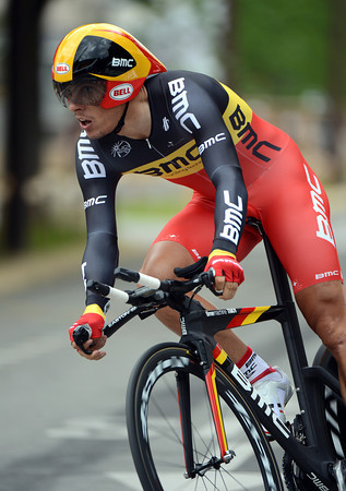 Philippe Gilbert placed 38th in a respectable time, and was just 13-seconds down on the winner...