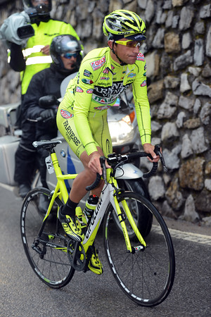 Incredibly, Rabottini is still over four minutes ahead on the penultimate ascent..!